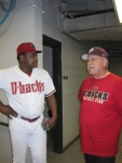 Don Baylor and Jeff