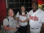 Melanie, Haley, and Don Baylor