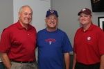 Nolan Ryan, Jeff, and Ray