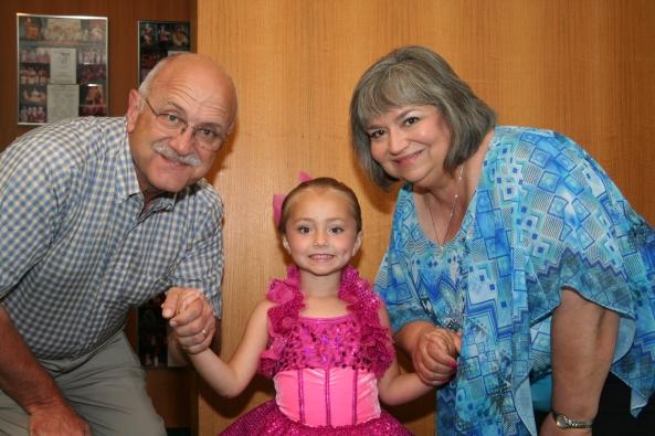 Jeff, Lauren, and Jackie
