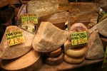 Pecorino and other cheeses