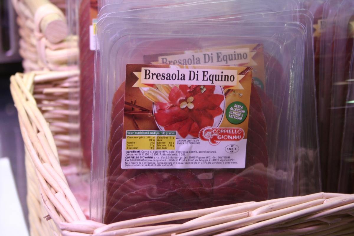 """""""Bresaola Di Equino"""""""